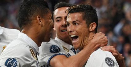 Cristiano Ronaldo Casemiro