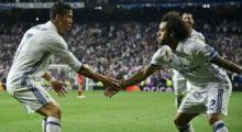 Cristiano Ronaldo Marcelo