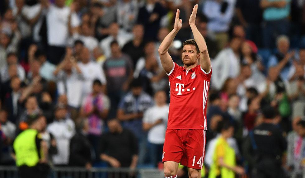 Sprechchöre im Bernabéu: Xabi Alonso von Abschied