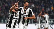 Sami Khedira Juventus Turin