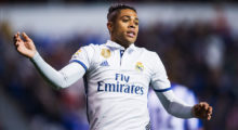 Mariano Díaz Real Madrid