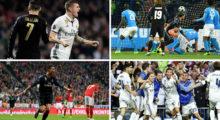 Real Madrid SSC Neapel Bayern München 2017