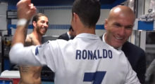 Cristiano Ronaldo Ramos Zidane