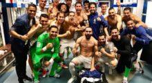 Real Madrid Valencia Vestuario Kabine