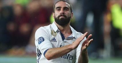 Daniel Carvajal Real Madrid