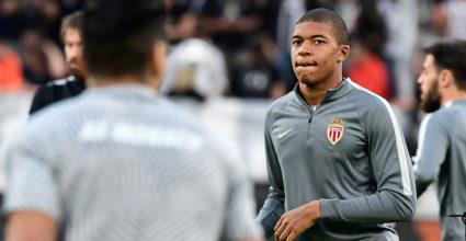 Kylian Mbappé AS Monaco