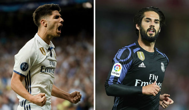 Marco Asensio Isco