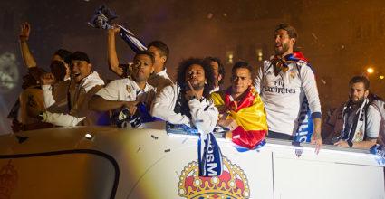 Real Madrid Cibeles