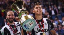 Paulo Dybala Juventus Turin