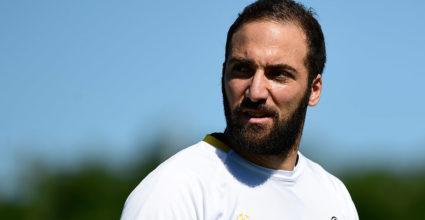 Gonzalo Higuain Juventus Turin