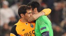 Iker Casillas Gianluigi Buffon