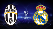 Juventus vs. Real Madrid