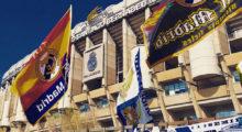 Estadio Santiago Bernabéu Real Madrid