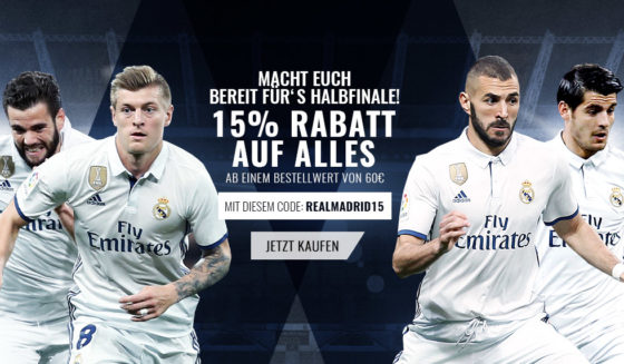 real madrid trikot shop angebot aktion rabatt discount prozent