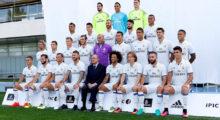 real madrid mannschaftsfoto team foto gruppenbild