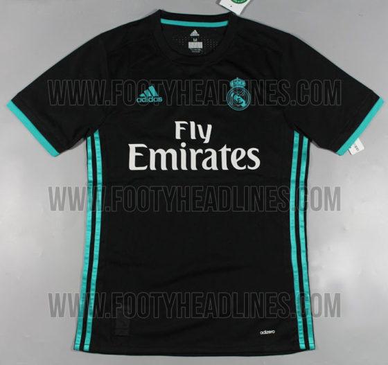 real madrid trikot jersey camiseta 2017-18