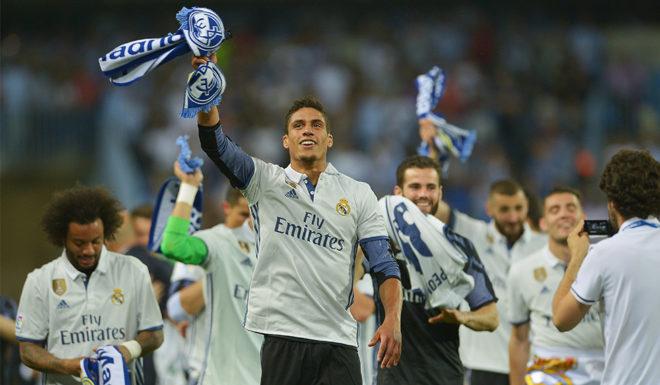 Raphael Varane Real Madrid