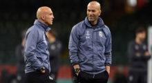 Zinédine Zidane David Bettoni