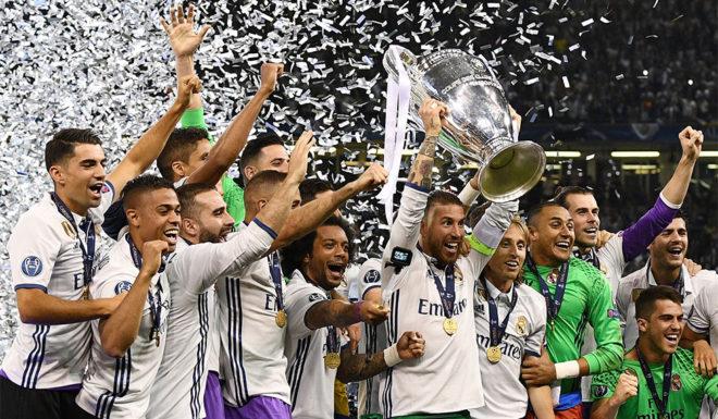Juventus Champions League Sieger