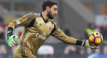 Gianluigi Donnarumma AC Mailand
