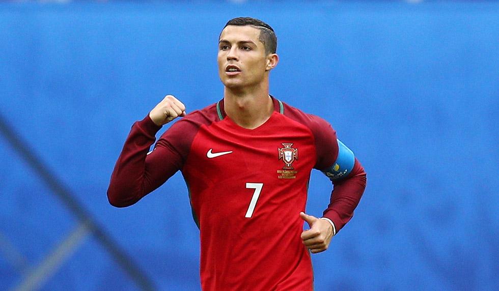 Ronaldo Trifft Bei Portugal Sieg Confed Cup Halbfinale Sicher