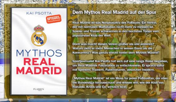 Mythos Real Madrid Kai Psotta 2017