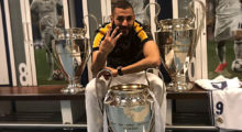 benzema champions league
