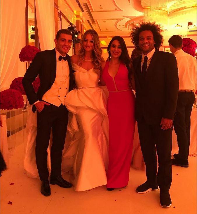 Sergio Ramos Verheiratet