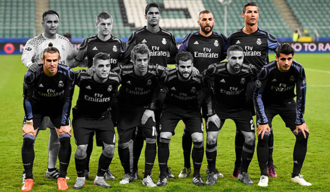 real madrid angriff