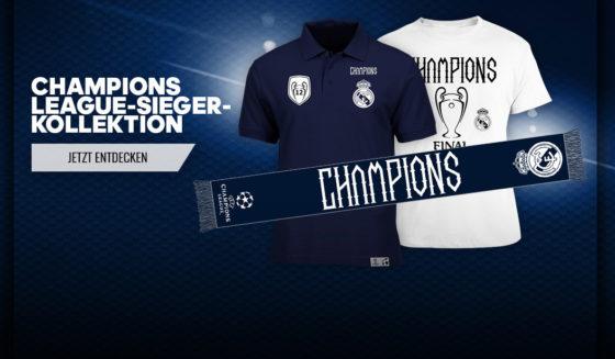 real madrid fanartikel duodecima champions league trikot