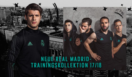 real madrid training 2017-18