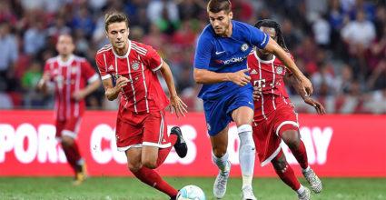 Álvaro Morata FC Chelsea
