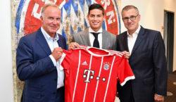 James Rodríguez FC Bayern