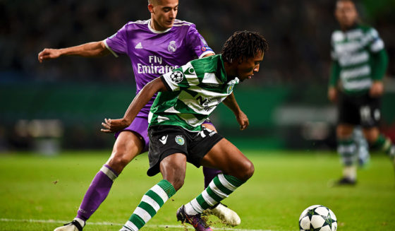 Gelson Martins Sporting