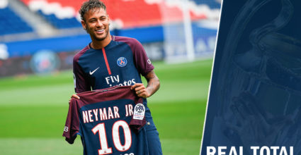 Neymar Paris St.-Germain