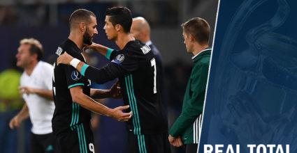 Cristiano Ronaldo Karim Benzema
