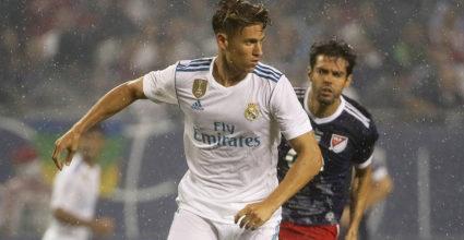 Marcos Llorente Real Madrid