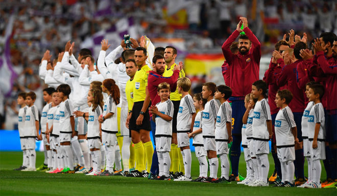 Real Madrid FC Barcelona