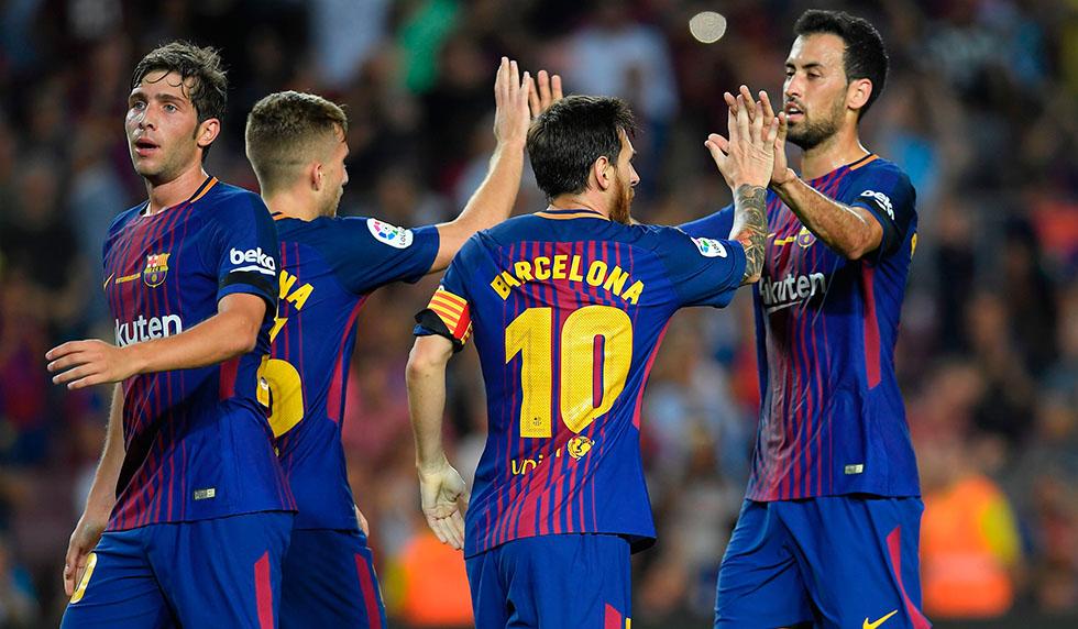 Barcelona Spieltag