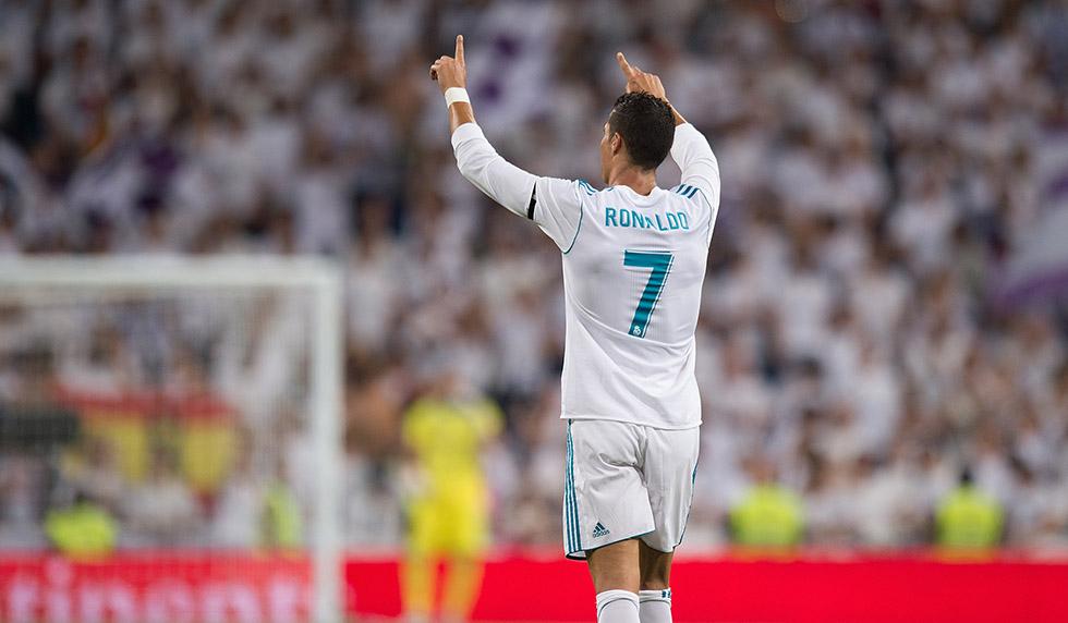 Ronaldo Rückennummer