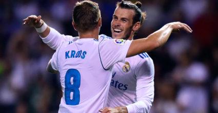 Gareth Bale Toni Kroos