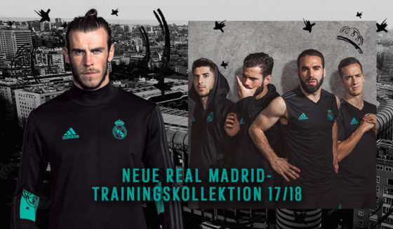 real madrid training fanartikel trikot 2017-18