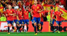 Isco Spanien
