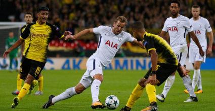 Tottenham Hotspur Borussia Dortmund
