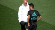 2017-09-16 training ceballos zidane