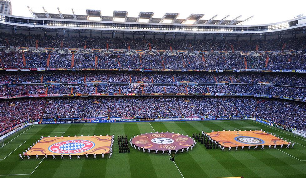 Estadio Metropolitano ist Gastgeber des Champions-League-Finals 2019