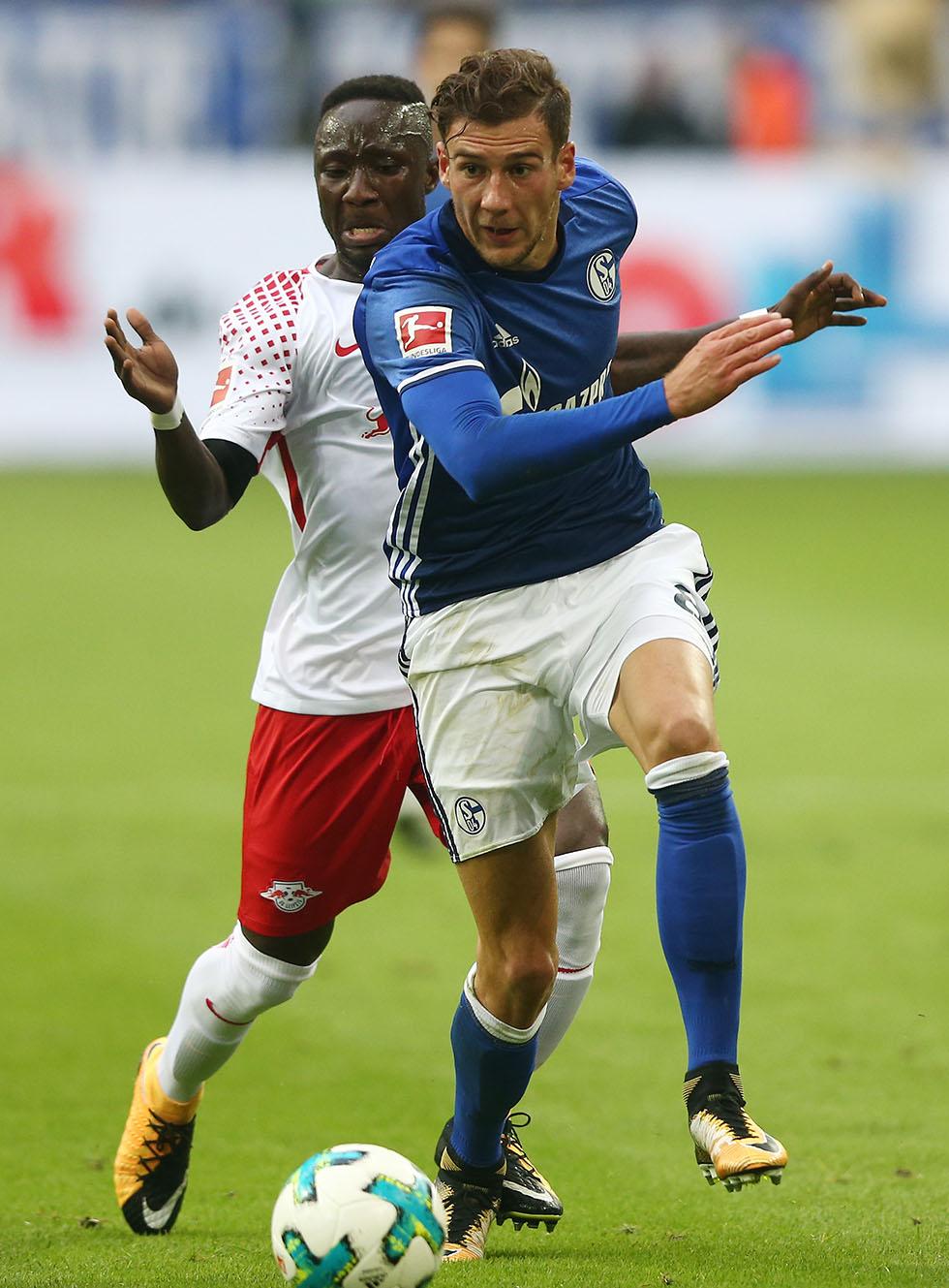Leon Goretzka FC Schalke 04