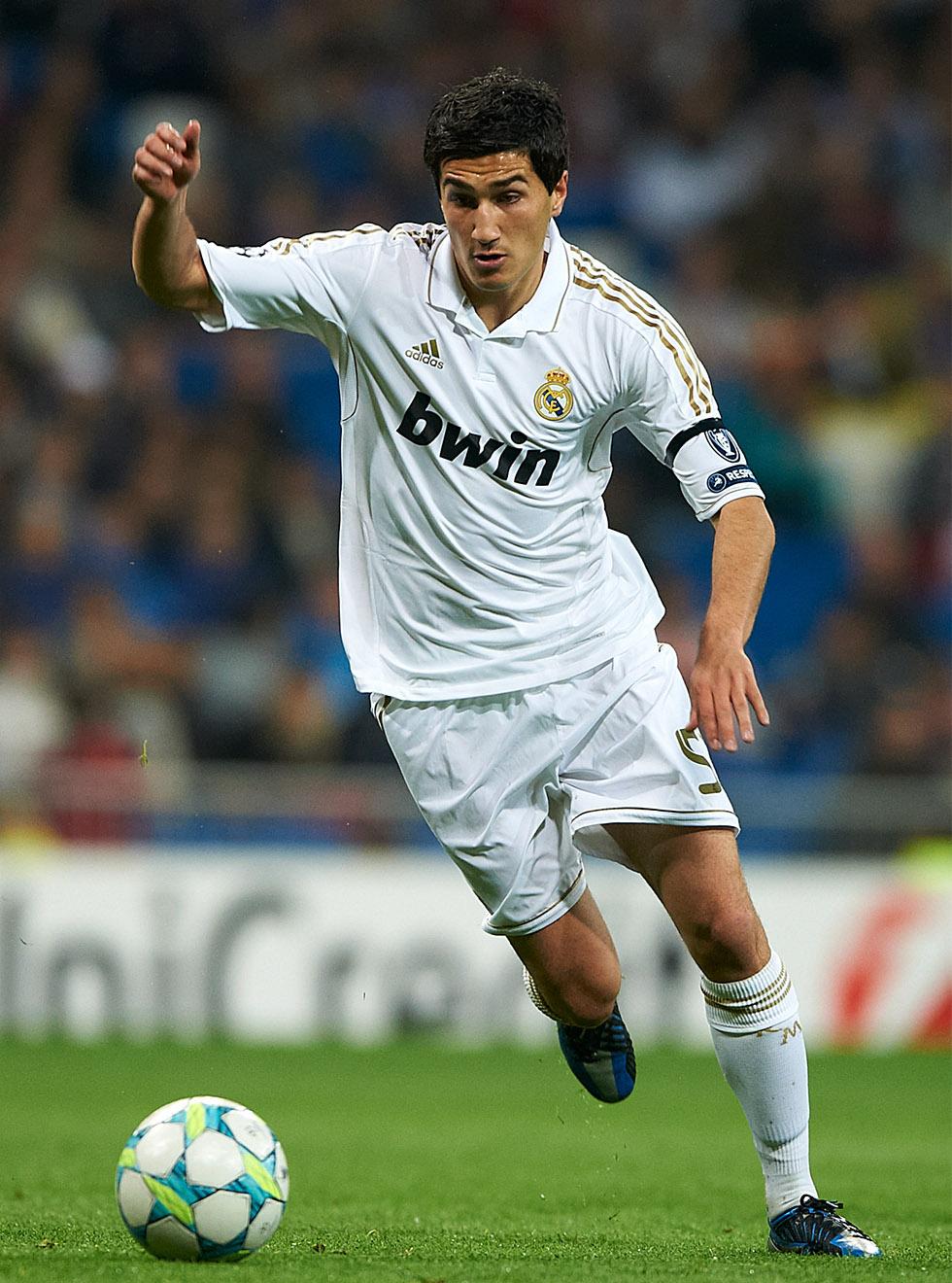 Nuri Sahin Real Madrid