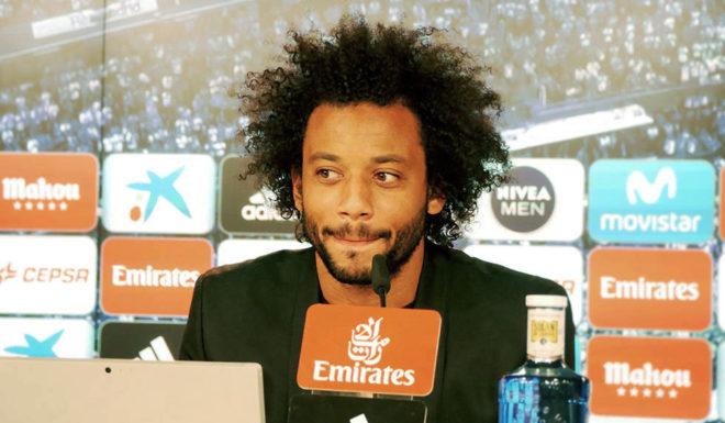 Marcelo Pressekonferenz