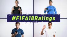 FIFA 18: EA SPORTS verrät Spieler-Ratings